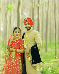 Punjabi Couple Images wallpaper for friend