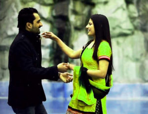 Punjabi Couple Images photo for best friend