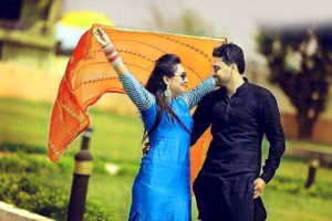 Punjabi Couple Images photo pics for boyfriend