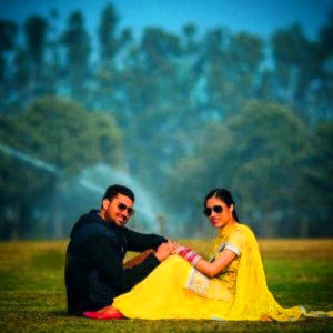 Punjabi Couple Images photo pics download