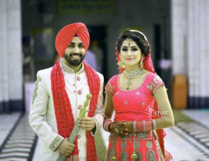 Punjabi Couple Images wallpaper photo downloads