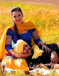 Punjabi Couple Images photo for girlfriend
