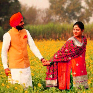 Punjabi Couple Images wallpaper picture download