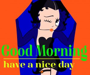Betty Boop Good Morning Images 1