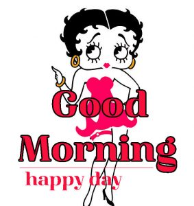Betty Boop Good Morning Images 12