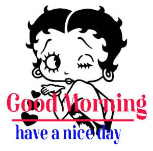 Betty Boop Good Morning Images 2