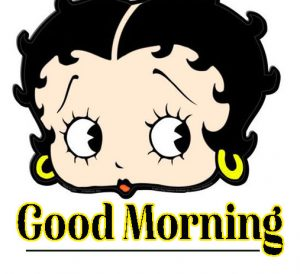 Betty Boop Good Morning Images 9