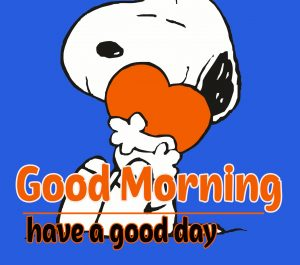 Snoopy Good Morning Images 1