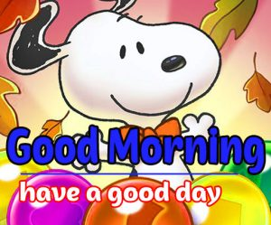 Snoopy Good Morning Images 10