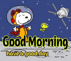 Snoopy Good Morning Images 13