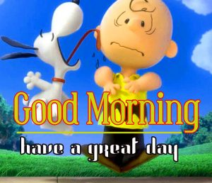 Snoopy Good Morning Images 14