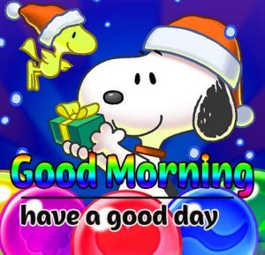 Snoopy Good Morning Images 3