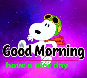 Snoopy Good Morning Images 4