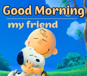 Snoopy Good Morning Images 6