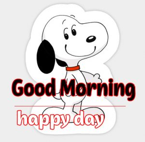 Snoopy Good Morning Images 8