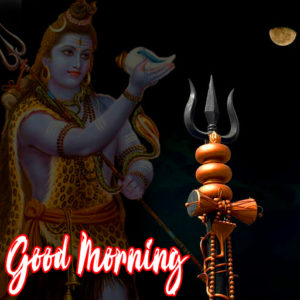 Free Lord Shiva God Good Morning Images Download