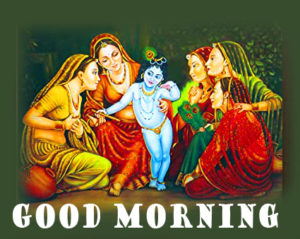 Radha Krishna Good Morning Images 13