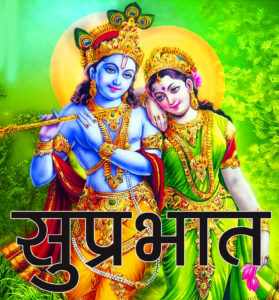Radha Krishna Good Morning Images 27