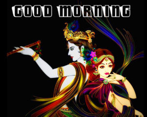 Radha Krishna Good Morning Images 68