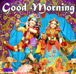 Radha Krishna Good Morning Images 98
