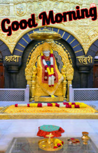 Sai Baba Good Morning Wallpaper 32