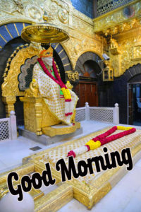 Sai Baba Good Morning Wallpaper 34