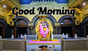 Sai Baba Good Morning Wallpaper 36