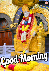 Sai Baba Good Morning Wallpaper 37