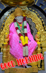 Sai Baba Good Morning Wallpaper 39