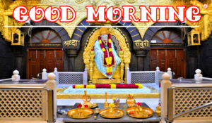 Sai Baba Good Morning Wallpaper 43