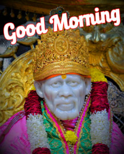 Sai Baba Good Morning Wallpaper 45