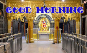 Sai Baba Good Morning Wallpaper 46