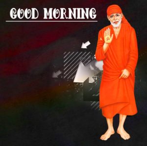Sai Baba Good Morning Wallpaper 59