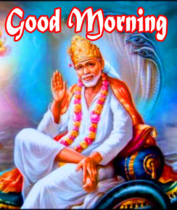 Sai Baba Good Morning Wallpaper 62