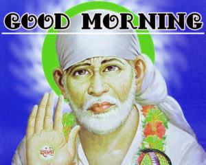 Sai Baba Good Morning Wallpaper 65