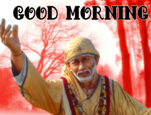 Sai Baba Good Morning Wallpaper 68