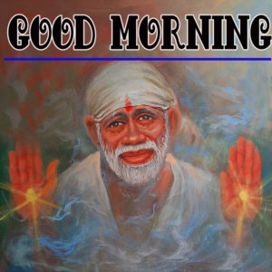 Sai Baba Good Morning Wallpaper 69