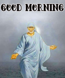 Sai Baba Good Morning Wallpaper 71