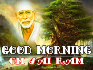 Sai Baba Good Morning Wallpaper 72