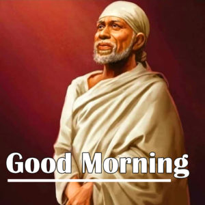 Sai Baba Good Morning Wallpaper 73