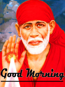 Sai Baba Good Morning Wallpaper 74