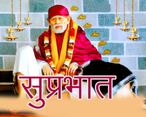 Sai Baba Good Morning Wallpaper 77
