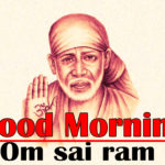 Sai Baba Good Morning Wallpaper Download