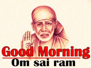 Sai Baba Good Morning Wallpaper 78