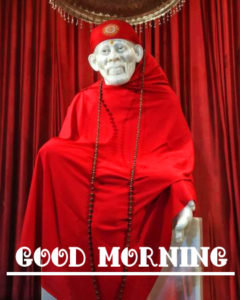 Sai Baba Good Morning Wallpaper 79