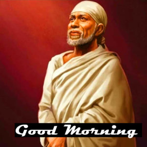 Sai Baba Good Morning Wallpaper 81