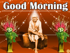 Sai Baba Good Morning Wallpaper 85