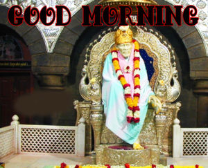 Sai Baba Good Morning Wallpaper 86