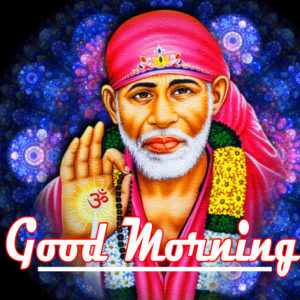 Sai Baba Good Morning Wallpaper 88