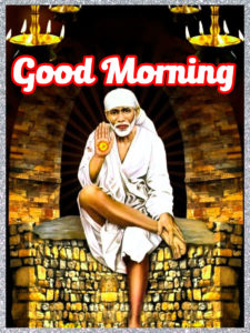 Sai Baba Good Morning Wallpaper 9